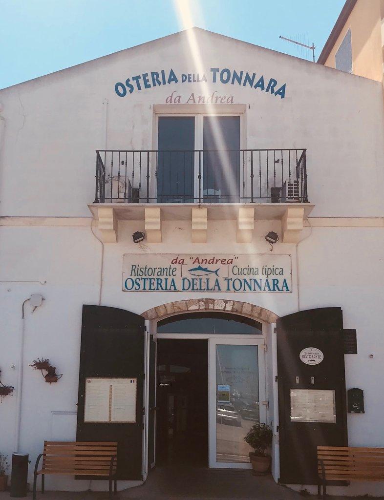 Osteria in San Pietro