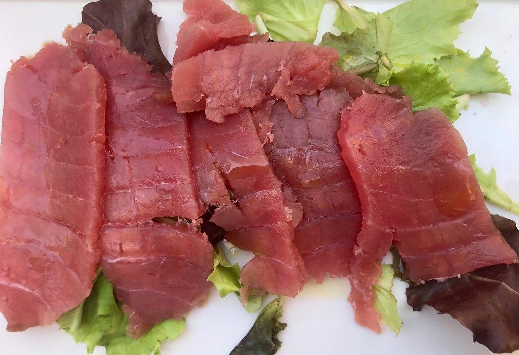 Thunfischcarpa