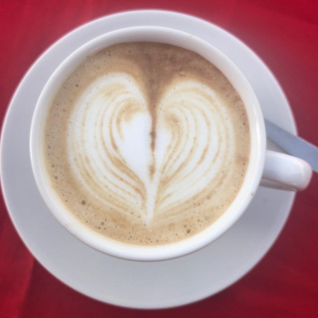Der tägliche Cappuccino